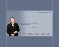 Bild Webseite Müller-Jena Roland Dr.jur. Rechtsanwalt Düsseldorf
