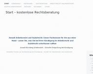 Website Rechtsanwalt Pasch und Kollegen, Fachanwalt für Familienrecht