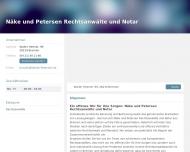 N?ke und Petersen Rechtsanw?lte und Notar in Waller Heerstr. 99, 28219 Bremen