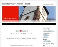 Bild Meyer, H., FA Steuerrecht, Lux, K., Ebert, A., Schenkenhofer, J. Rechtsanwälte