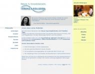 Bild Webseite Lorenz Klaus Rechtsanwalt und Fachanwalt für Steuerrecht Mainz