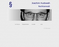 Bild Kudoweh Joachim Rechtsanwalt