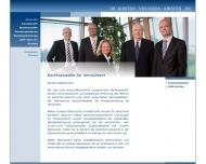 Bild Webseite Kirsten Thomas Dr. Hamburg