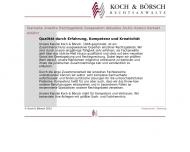Bild Koch & Börsch