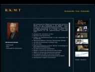 Bild Webseite Rudolf Kiel Göttingen