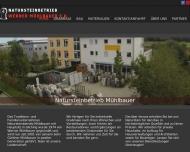 Bild Webseite  Tutzing