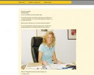 Bild Webseite Rechtsanwältin Petra Kirst Frankfurt