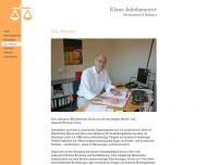 Bild Jakobsmeyer Klaus Rechtsanwalt