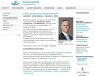 Bild Webseite Jannack Torsten Dortmund