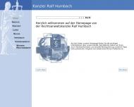 Humbach ADAC-Vertragsanwalt K?ln - Ihr ADAC Anwalt f?r Verkehrsrecht, Unfall-Regulierung, Verkehrsst...
