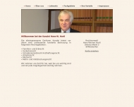 Bild Hartl Hans-Werner Rechtsanwalt