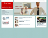 Bild Webseite Haugk u. Partner Rechtsanwälte Hamburg