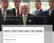 Website Rechtsanwälte Henn & Kassen