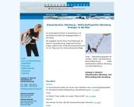 Bild Webseite GSäNGER & HECHTEL Nürnberg
