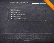 Bild Webseite Glaser & Johannsen Berlin
