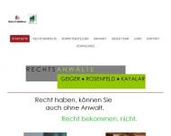 Bild Webseite  Türkheim