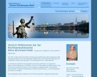 Bild Webseite Flake Hamburg