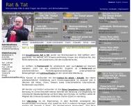 Bild Webseite Geffken Rolf Dr. Rechtsanwaltskanzlei Hamburg