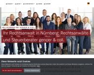 Bild Webseite Gencer Cüneyt Nürnberg