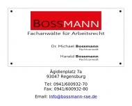 Bild Bossmann, Fachanwälte für Arbeitsrecht
