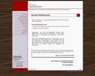 Bild Webseite Rechtsanwältin Elga Eisenschink Berlin