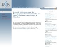 Dr. Engel ADAC-Vertragsanwalt M?nchen - Ihr ADAC Anwalt f?r Verkehrsrecht, Unfall-Regulierung, Verke...