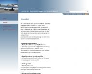 Website Engel Eva Maria Dr. Rechtsanwältin