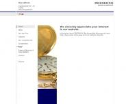 Bild Webseite Friedrichs Rechtsanwälte, Düsseldorf Düsseldorf