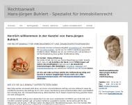 Bild Webseite Buhlert Hans-Jürgen Hamburg