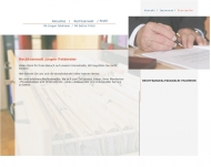 Bild Webseite Rechtsanwalt Jürgen Feldmeier Nürnberg