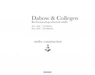 Bild Dabow & Collegen Rechtsanwaltsgesellschaft mbH Steuerberatung