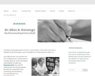 Bild Webseite Dapprich Gisela , Bratke Siegfried Rechtsanwälte Düsseldorf