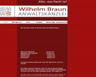 Bild Webseite  Bad Rappenau