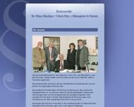 Bild Webseite  Traunstein