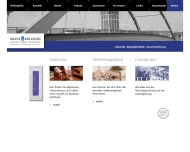 Bild Webseite Anwaltskanzlei Karl-Heinz Branz Heilbronn