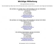 Bild Webseite  Pinneberg