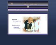 Bild Webseite Baldermann Sigurd Rechtsanwalt Berlin