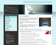 Bild Webseite Stephan Wenda Rösrath