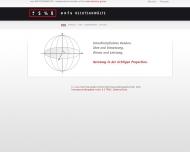 Bild Webseite axis Rechtsanwälte Köln