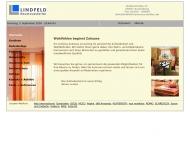 Bild Webseite Lindfeld Wilhelm Raumausstatter Ascheberg