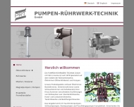 Bild Pumpen-Rührwerk-Technik GmbH