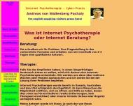 Bild Wallenberg Pachaly Andreas von Psychoanalytiker