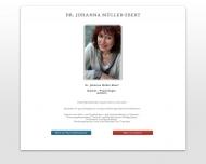 Bild Müller-Ebert Johanna Dr. Psychotherapeutin