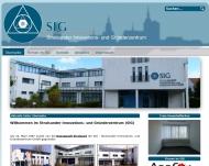 Bild Stralsunder Innovations-u.Gründerzentrum GmbH