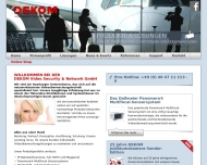 Bild DEKOM Video Security & Network GmbH