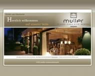 Website Müller Raumausstattung Wahnheide