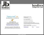 Bild Bendixen Computer GmbH