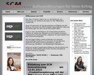 Bild SCM Software & Computer GmbH Softwarebetreuung