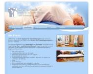 Website Mansouri Martine Physiotherapie