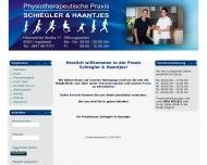 Bild Physiotherapeutische Praxis Schiegler u. Haantjes Krankengymnastik